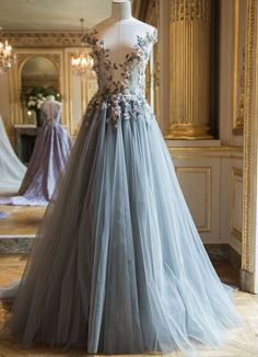 Long Prom Dresses, Princess Prom Dresses, Prom Dresses Long, Grey Prom Dresses, A Line Prom Dresses, Hot Prom Dresses, Prom Long Dresses, A Line dresses, Long Evening Dresses, Zipper Evening Dresses, Applique Evening Dresses, Bateau Prom Dresses, A-line/Princess Prom Dresses