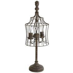 Aviary Lamp | Pier 1 Imports