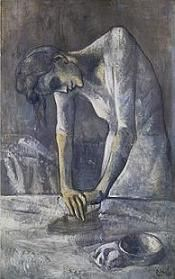 PICASSO Pablo, Woman Ironing