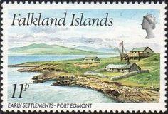 Early Settlements - Port Egmont