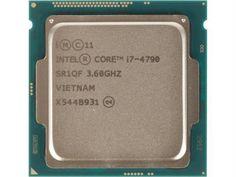Процессор Intel Core i7-4790 3.6GHz 8Mb Socket 1150 BOX | Каталог товаров по сниженной цене.