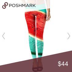 Juicy Leggings ! ! Buy New Link: www.rageon.com/products/watermelon-285 Pants Leggings