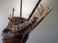 ソブリン オブ ザ シーズ(Sovereign of the Seas) 帆船模型 製作過程 Scale Model Ships, Scale Models, Ship In Bottle, Model Ship Building, Old Sailing Ships, Ship Of The Line, Ghost Ship, Whitewater Kayaking, Wooden Ship