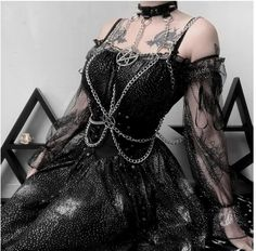 Gothic Outfits, Edgy Outfits, Grunge Outfits, Cool Outfits, Fashion Outfits, Alternative Outfits, Alternative Fashion, Harajuku, Estilo Grunge