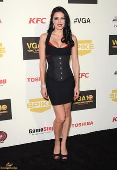 Pretty Adrianne Curry ...  Delectable Beauty...