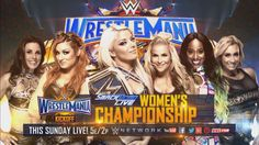 Alexa Bliss Vs The Smackdown Live! Women's Divison for the WWE Smackdown Live! Wrestlemania 33, Lexi Kaufman, Mickie James, Wwe Pay Per View, Money In The Bank, Raw Women's Champion, Becky Lynch, Total Divas, Wwe Superstars