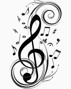 32 Melhores Imagens De Simbolos Musicais Simbolos Musicais