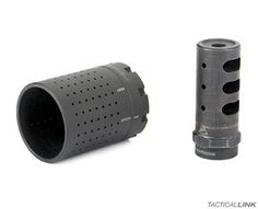 The FERFRANS CQB Modular Muzzle Brake System is a two part system consisting of the performance muzzle brake mount + CRD (Concussion Reduction Device) which features a built in quick attach/detach mechanism. The muzzle brake effectively mitigates felt rec Ar Pistol Build, Ar15 Pistol, Ar Rifle, Custom Guns, Custom Ar15, Brake System, Guns And Ammo, Firearms, Shotguns