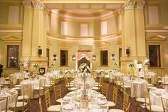 Customs House in Brisbane. One of the 55 Best Wedding Venues in Queensland. Via Stay at Home Mum