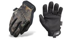 Mechanix Wear Mossy Oak Original Glove Comfortable Fit: Two-way stretch Spandex top for the ultimate in comfort and fit. Seamless Palm: Single layer seamless palm for improved fit and dexterity.
