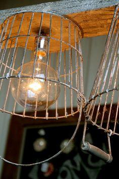 Basket Light @ Sailer's Greenhouse