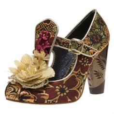 """""""Touch This Now"""" Irregular Choice"""