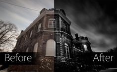 before-after-hdr-dramatic-tutorial  @ raven-photography.nl
