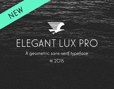 "Check out new work on my @Behance portfolio: ""Elegant Lux Pro"" http://on.be.net/1VPTwRf"