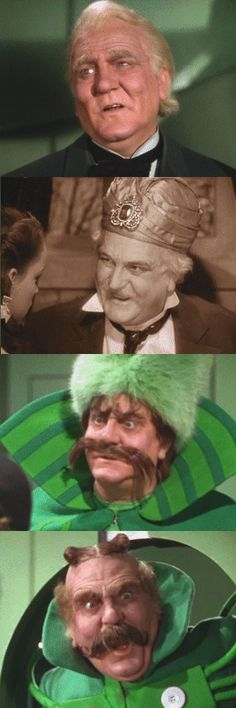 The Wizard of Oz co-star Frank Morgan
