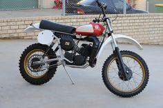 HUSQVARNA 250 CR... I had a 1979 model-- loved racing that bike.