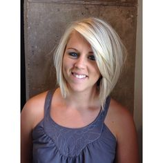 Awesome Short Blonde Bobs Blonde Bobs And Short Blonde On Pinterest Hairstyles For Women Draintrainus