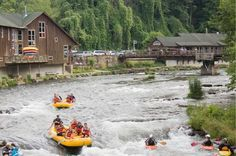 Nantahala Outdoor Center - Picture of Great Smoky Mountains ...