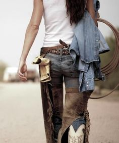 Cowgirl And Horse, Sexy Cowgirl, Cowboy Up, Cowgirl Chic, Cowboy And Cowgirl, Cowgirl Style, Cowgirl Jeans, Gypsy Cowgirl, Western Style