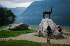 Bohinjsko jezero Slovenija