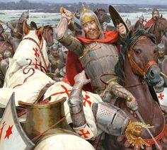 Sultan Baybars ve Haçlı kontluğu Fantasy Posters, Fantasy Artwork, Medieval Knight, Medieval Fantasy, Fantasy Battle, Dark Fantasy, European History, Ancient History, Byzantine Army