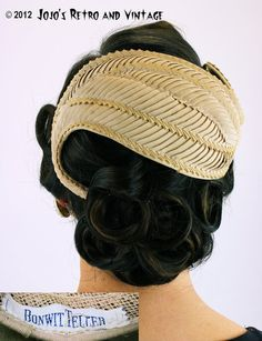 hats 1950s fashion - Google Search