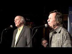 Retrouvailles - Gilles Vigneault et Jean-Pierre Ferland - YouTube