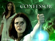 The Legend of the Seeker. Kahlan Amnell
