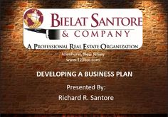 We are excited to announce the date for Bielat Santore & Company's next webinar presentation to take place on Tuesday, April 5, 2016 at 10:30 am! Visit our blog for details! http://jerseybeatseats.blogspot.com/2016/03/webinar-2-developing-business-plan.html