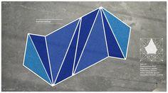 Unusual polygon carpets