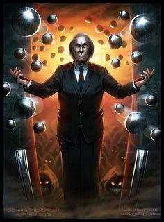 """The Tall Man from """"Phantasm"""" ⚪⚰"""