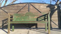 Old hungarian bench for sale! hello@hungarinbench.com