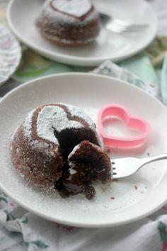Molten Chocolate Lava Cake   Baker Bettie