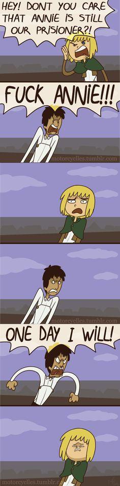 motorcycllesart - Posts tagged attack on titan Aot Memes, Funny Memes, Hilarious, Levi X Eren, Armin, Mikasa, Attack On Titan Comic, Ereri, Doki