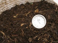 Regulating Temperature in a Worm Bin. Learn the ideal temp for red wigglers and how to raise or lower the temperature in your worm bin