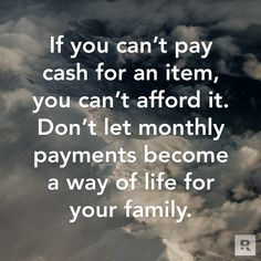 You'll never be free if you keep sending your money to banks and credit card companies. #DaveDaily