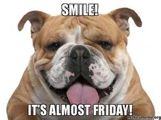 Can you relate to an almost-Friday meme? For everyone who loves waiting for Fridays that much, here are some of our favorite almost-Friday memes. Almost Friday Meme, Friday Jr, Tomorrow Is Friday, Friday Humor, Funny In French, Weekend Is Coming, Boyfriend Humor, Friday Feeling, El Paso