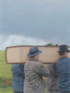 THE END OF THE STORY BY QUINT BUCHHOLZ