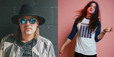 Watch Arcade Fires Win Butler and Kurt Vile Cover David Bowies Rebel Rebel