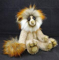 Rustle the Lionbear By Bears of Bath - Bear Pile