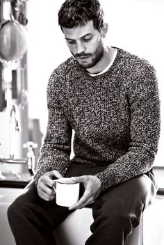 Jamie Dornan photographed by Boo George for Vogue magazine.