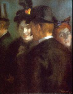 Theatre Foyer - Louis Anquetin