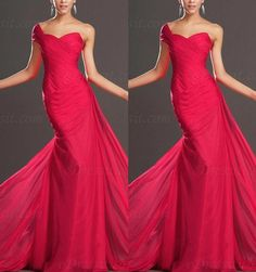 2013 NEW Red Formal Evening Dress Prom Ball Gown by Perfectdresses, $158.00