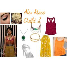 Alex Russo Outfits   Alex Russo Outfit 2 - Polyvore