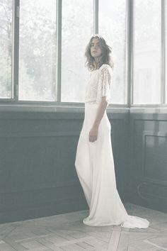 A GLIMPSE | Donatelle Godart – Création de Robes de mariée sur mesure