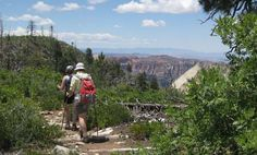 Backpacking permits needed for National Parks overnight hikes.