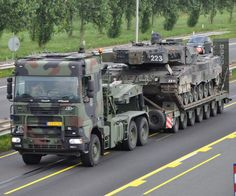DAF TROPCO - Dutch Army