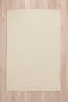 Indoor/Outdoor Square Grid Rug - For patio of new apt. $59