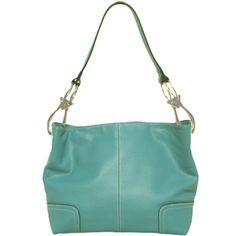 Classic Medium Shoulder Hobo Handbag TOSCA Turquoise Blue Silver Buckles Italy Tosca,http://www.amazon.com/dp/B008VW9B7M/ref=cm_sw_r_pi_dp_IxL8sb0MKY2PB21G