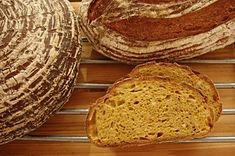 dynove_nece_1_m Sourdough Bread, Cooking Recipes, Baking, Food, Yeast Bread, Bakken, Eten, Bread, Backen